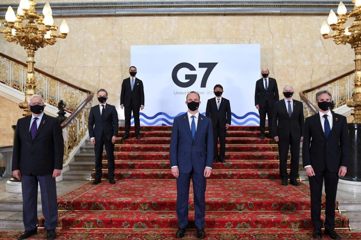 Should the G7 Countries Offer an Alternative to China's Belt and Road Initiative?